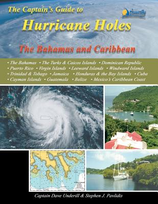 The Captain's Guide to Hurricane Holes: The Bahamas and Caribbean Cover Image