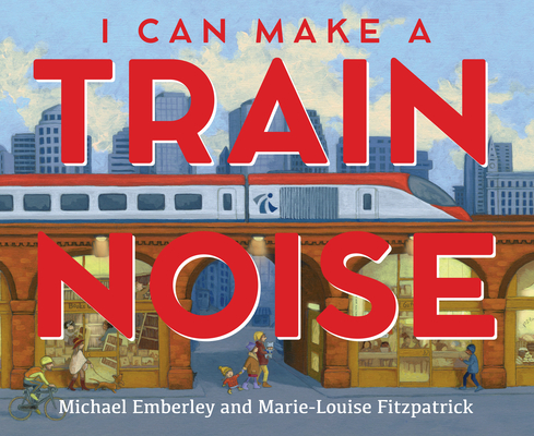 I Can Make a Train Noise Cover Image