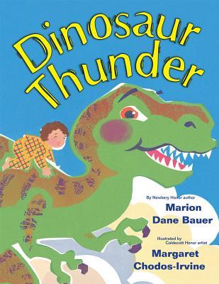 Dinosaur Thunder Cover