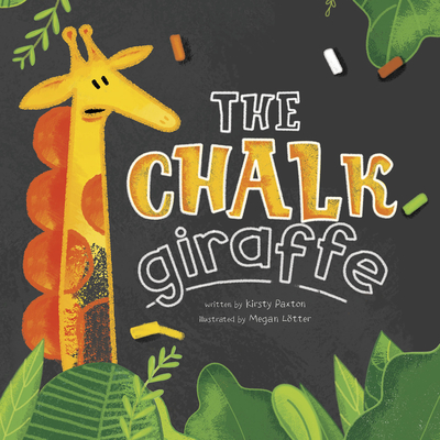 The Chalk Giraffe Cover Image