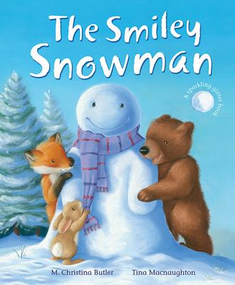 The Smiley Snowman Cover