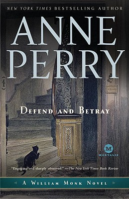 Defend and Betray Cover