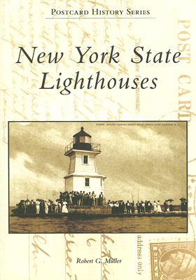 New York State Lighthouses (Postcard History) Cover Image