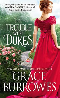 The Trouble with Dukes (Windham Brides #1) Cover Image