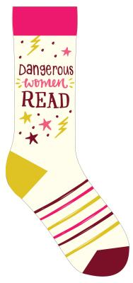 Dangerous Women Read Socks Cover Image