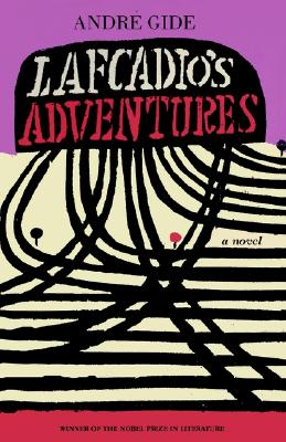Lafcadio's Adventures Cover Image