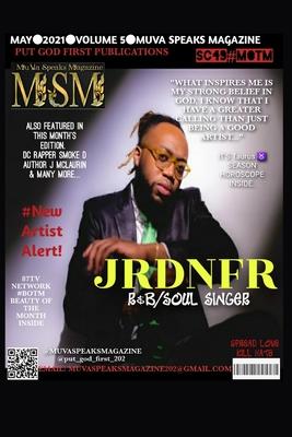 MuVa Speaks Magazine Cover Image