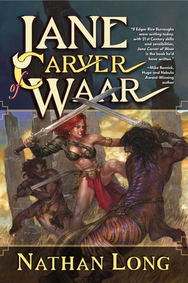 Jane Carver of Waar: Waar, Book One Cover Image