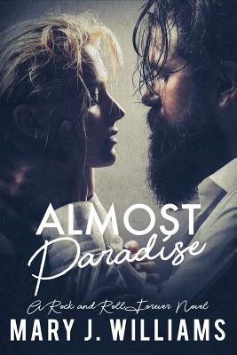 Cover for Almost Paradise