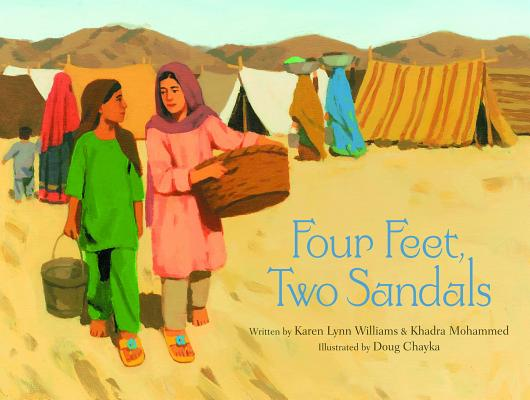 Four Feet, Two Sandals Cover Image