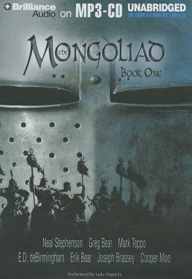 The Mongoliad, Book One Cover