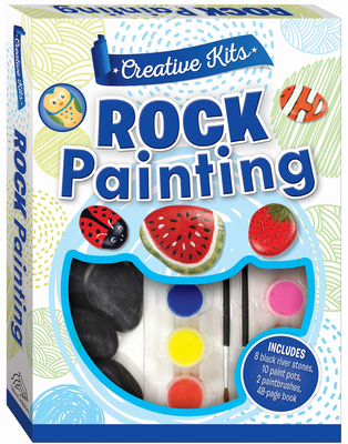 Creative Kits: Rock Painting Cover Image