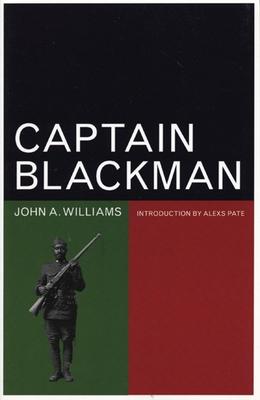 Captain Blackman (Black Art Movement) Cover Image