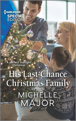 Cover for His Last-Chance Christmas Family