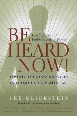 Be Heard Now! Cover