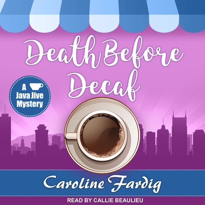 Death Before Decaf Cover