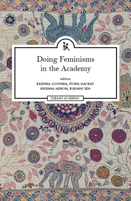 Doing Feminisms in the Academy Cover Image