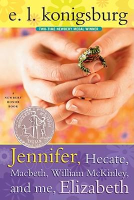 Jennifer, Hecate, Macbeth, William McKinley, and Me, Elizabeth Cover Image