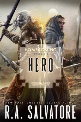 Hero: Homecoming, Book III Cover Image