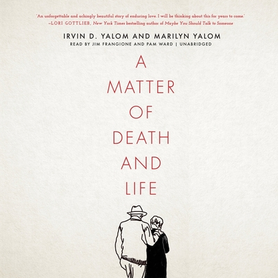 A Matter of Death and Life Lib/E Cover Image