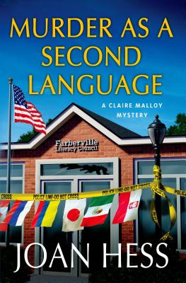 Murder as a Second Language Cover
