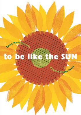To Be Like the Sun Cover