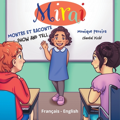 Mirai: Montre et raconte (Show and Tell) Cover Image