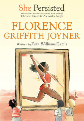She Persisted: Florence Griffith Joyner Cover Image