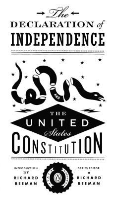 The Declaration of Independence and the United States Constitution (Penguin Civic Classics) Cover Image