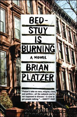 Bed-Stuy Is Burning: A Novel Cover Image
