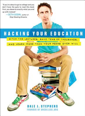 Hacking Your Education Cover