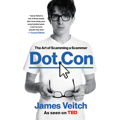 Dot Con Lib/E: The Art of Scamming a Scammer Cover Image
