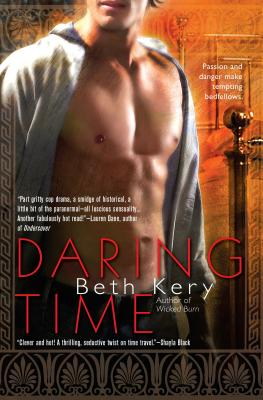 Cover for Daring Time