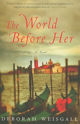The World Before Her Cover