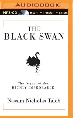 The Black Swan: The Impact of the Highly Improbable Cover Image