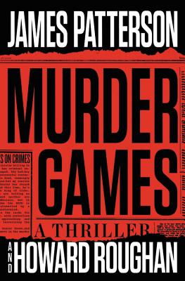 Murder Games Cover Image