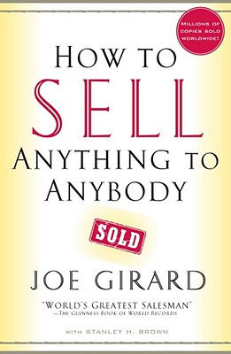 Cover for How to Sell Anything to Anybody