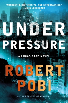 Under Pressure: A Lucas Page Novel Cover Image