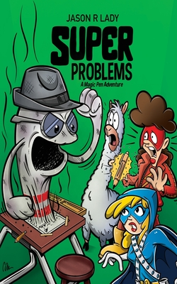 Super Problems Cover Image