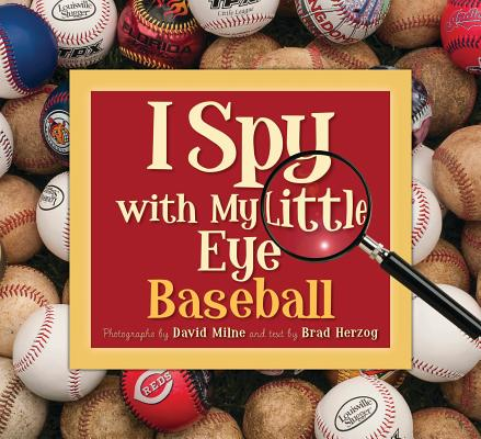 I Spy with My Little Eye Baseball Cover