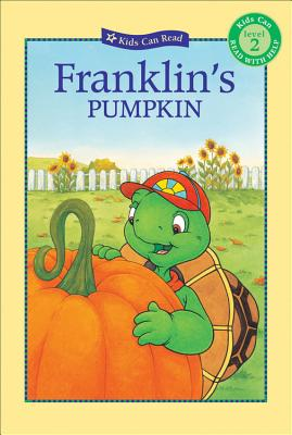 Franklin's Pumpkin (Kids Can Read) Cover Image