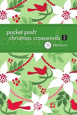Pocket Posh Christmas Crosswords 2: 75 Puzzles Cover Image