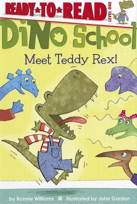Cover for Meet Teddy Rex!