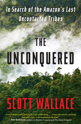 The Unconquered Cover