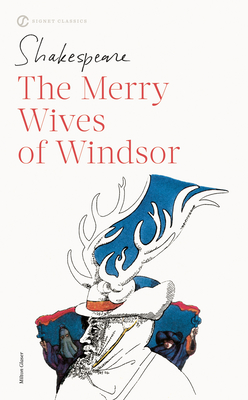 The Merry Wives of Windsor Cover