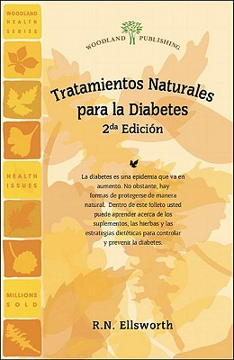 Tratamientos Naturales Para la Diabetes Cover
