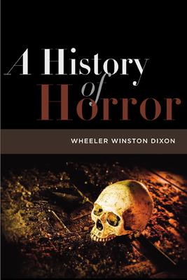 Cover for A History of Horror