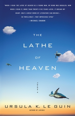 The Lathe of Heaven Cover