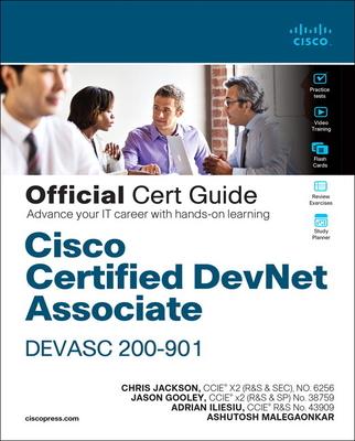 Cisco Certified Devnet Associate Devasc 200-901 Official Cert Guide Cover Image