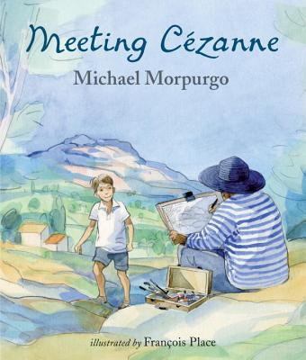 Meeting Cezanne Cover